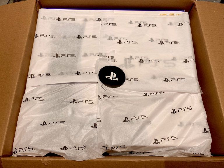 PS5-unboxing